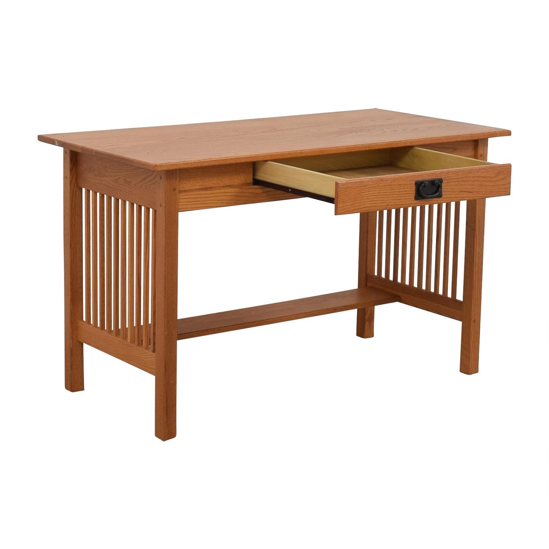 Mission Style Desk sale