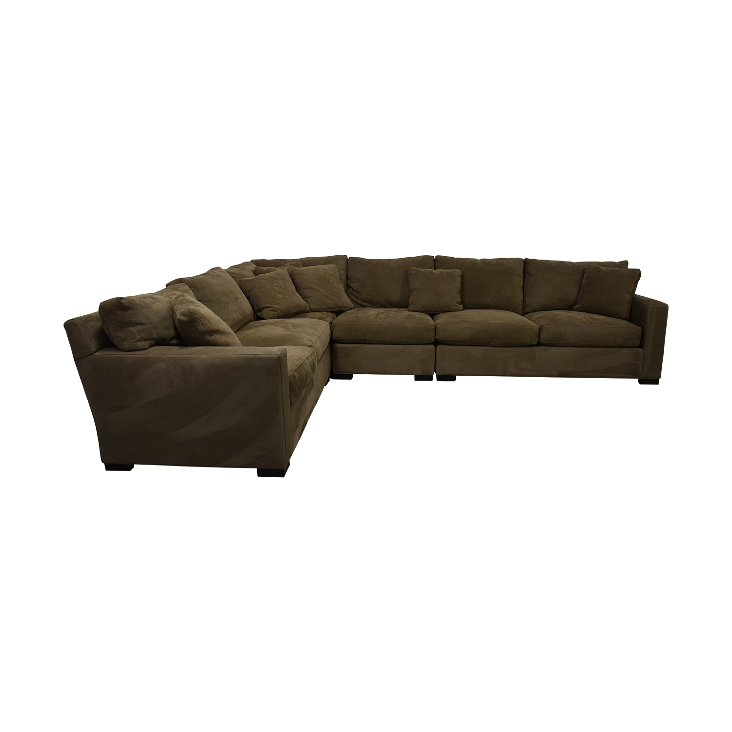 Crate & Barrel Crate & Barrel Axis II Modular Sectional Sofa