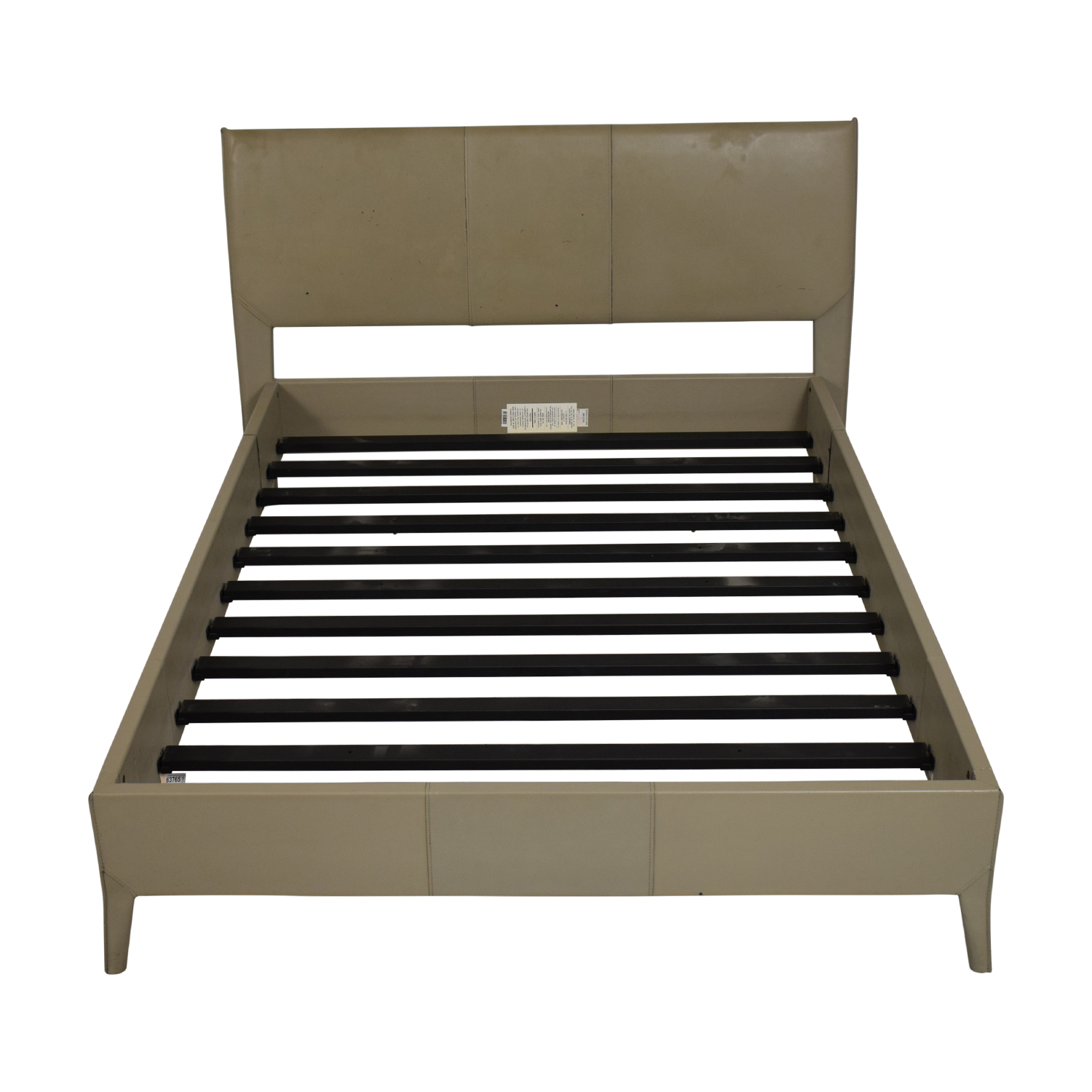 Crate & Barrel Crate & Barrel Grey Full Bed