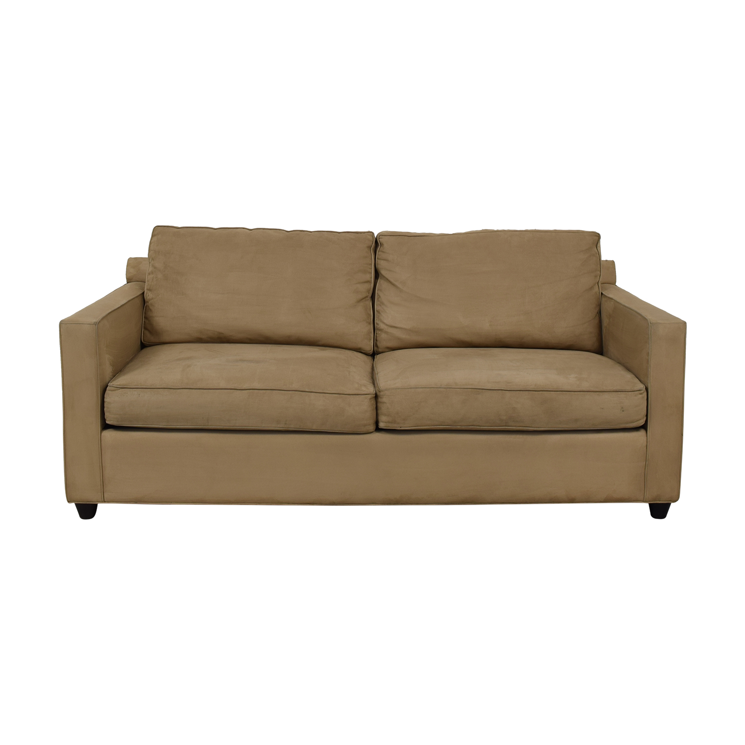 Crate & Barrel Crate & Barrel Beige Sofa nyc