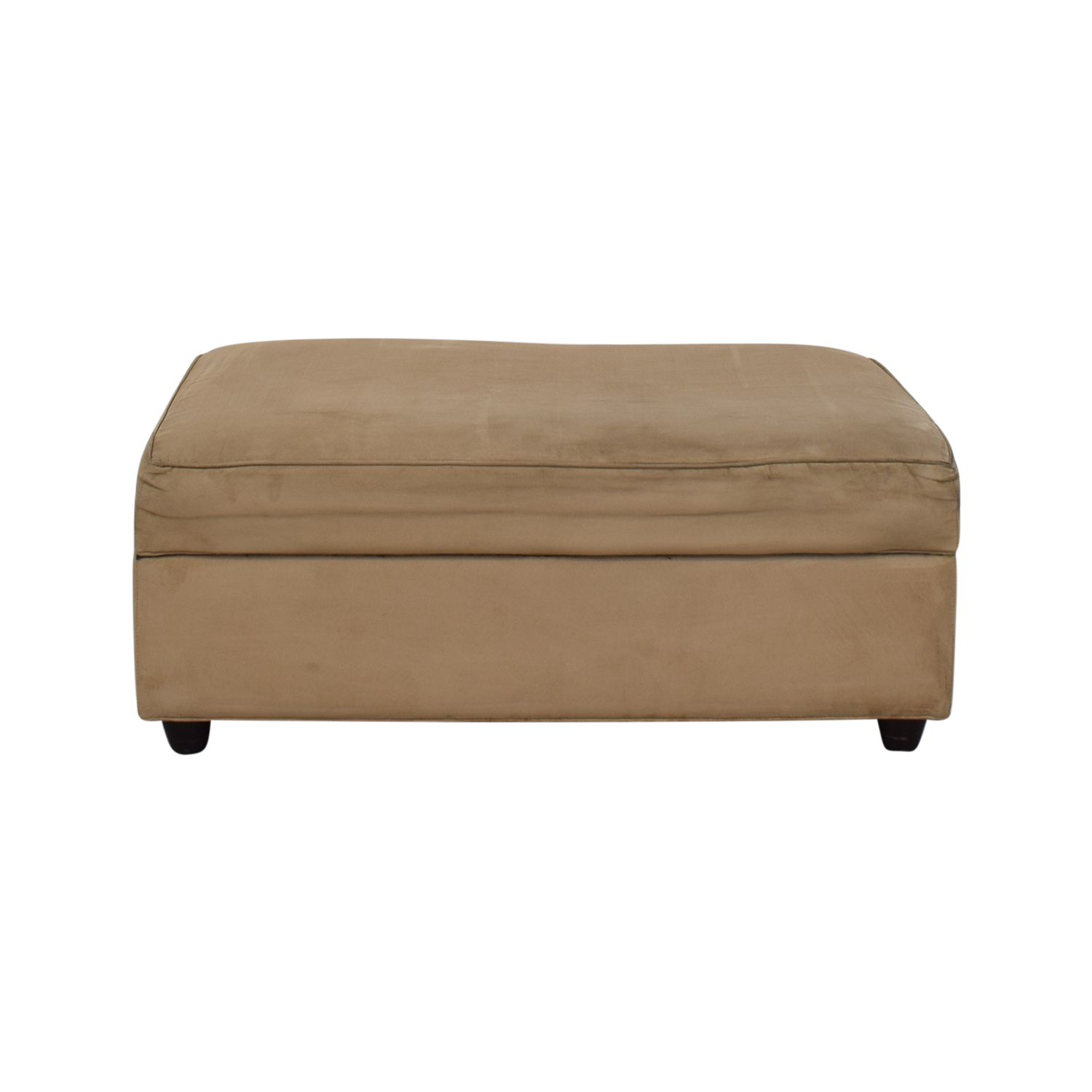 Crate & Barrel Crate & Barrel Storage Ottoman coupon