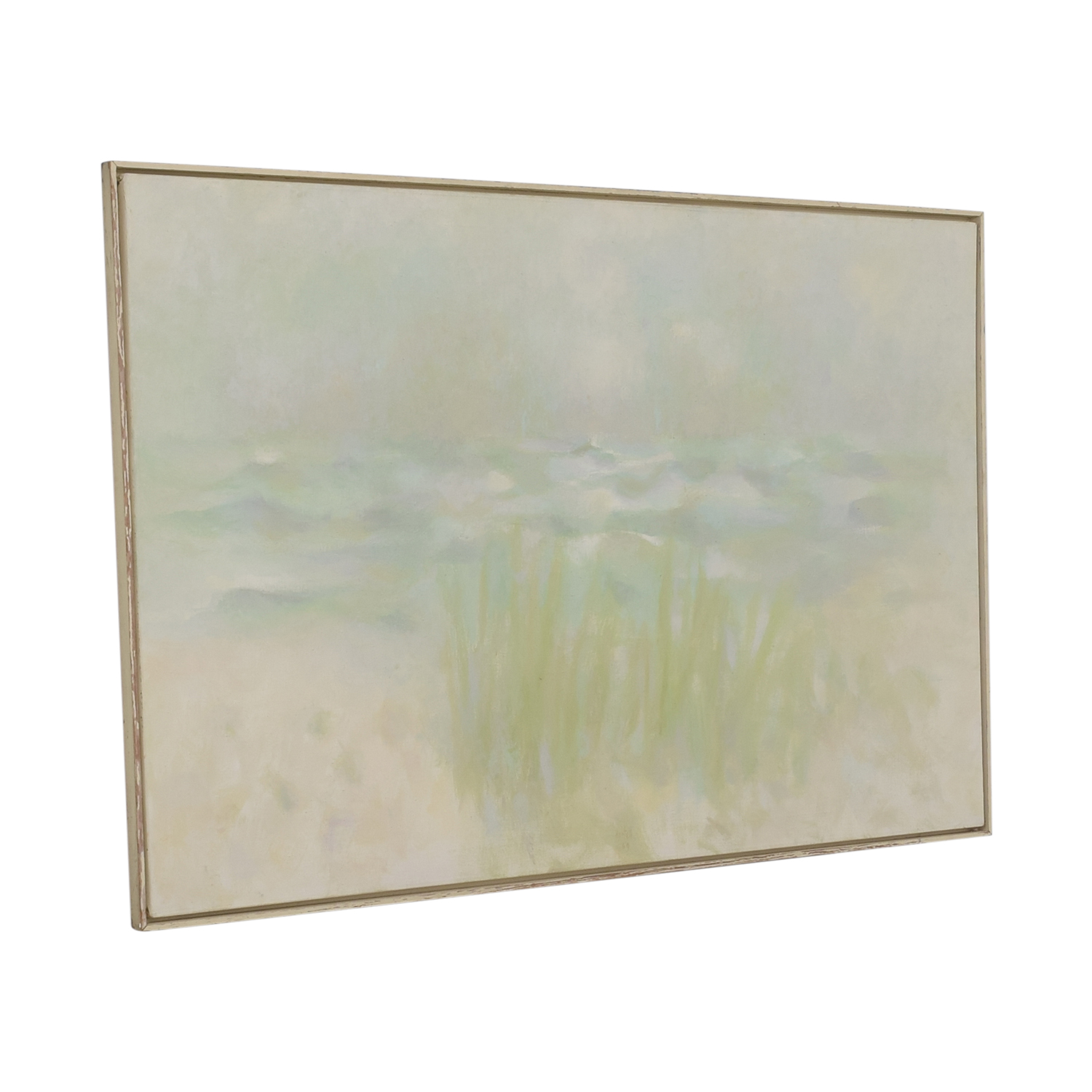 John Hartell Pastel South Shore Oil Painting Decor