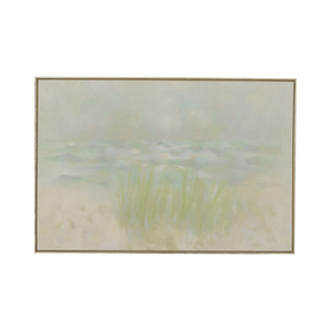 John Hartell Pastel South Shore Oil Painting / Decor