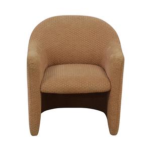 Gunlocke Company Gunlocke Company Beige Accent Chair price