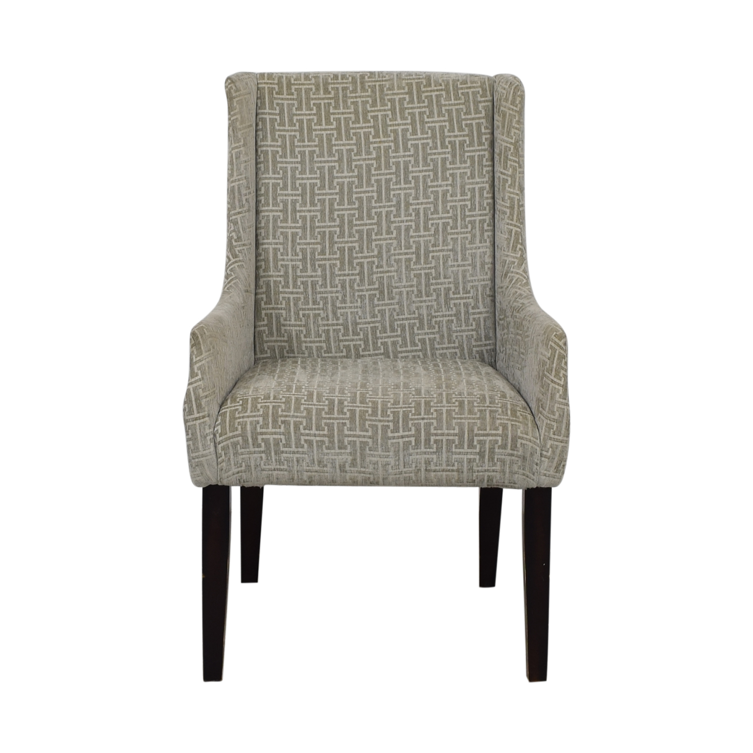 shop  Grey Upholstered Accent Chair online