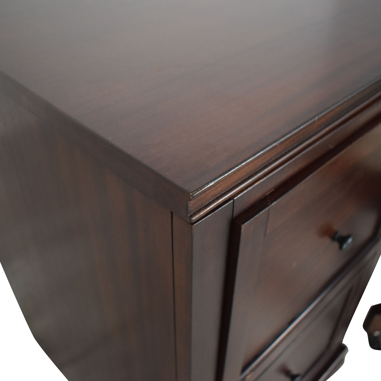 shop Pottery Barn Four-Drawer Desk and Chair on Castors Pottery Barn Home Office Desks