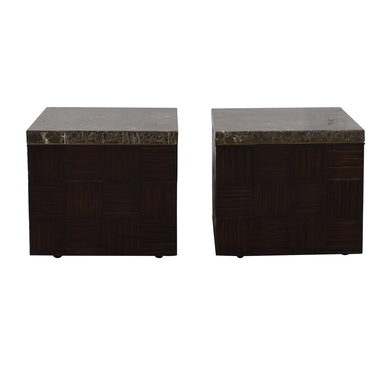 Brown Low End Tables on sale