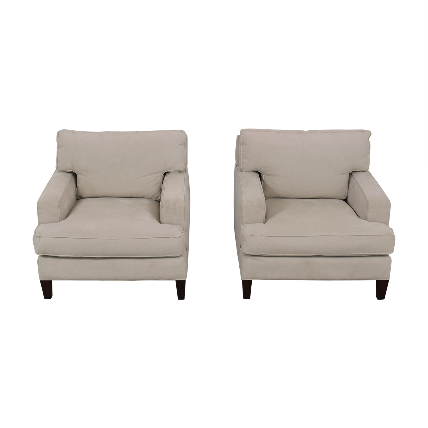 White Accent Chairs Used.85 Off Room Board Room Board Hawthorne White Accent Chairs Chairs