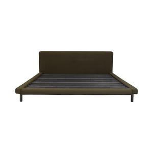 buy Room & Board Upholstered Platform King Bed Room & Board