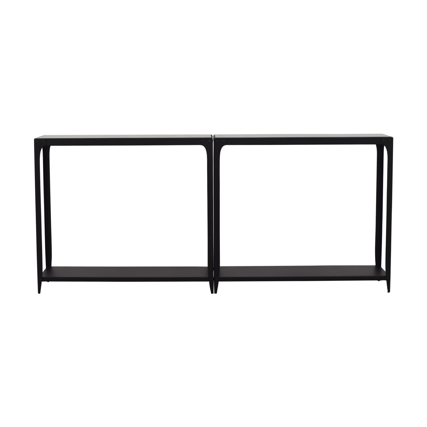 shop Crate & Barrel Console Tables Crate & Barrel Tables