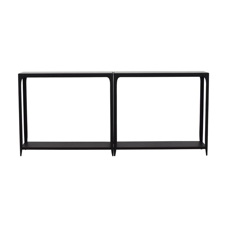 buy Crate & Barrel Console Tables Crate & Barrel Tables