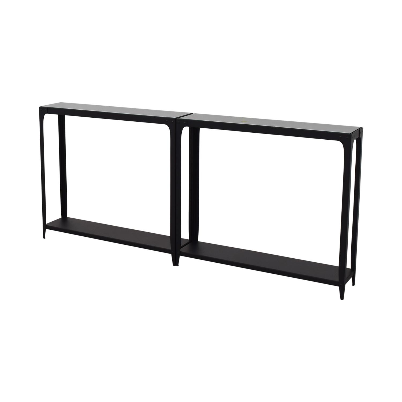 buy Crate & Barrel Console Tables Crate & Barrel Accent Tables