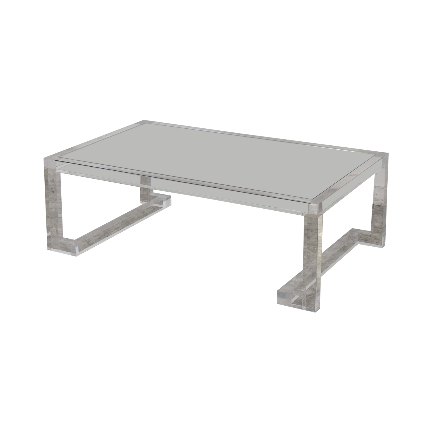 Lillian August Lillian August Ava Ghost Coffee Table dimensions