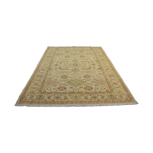 Beige Floral Rug coupon
