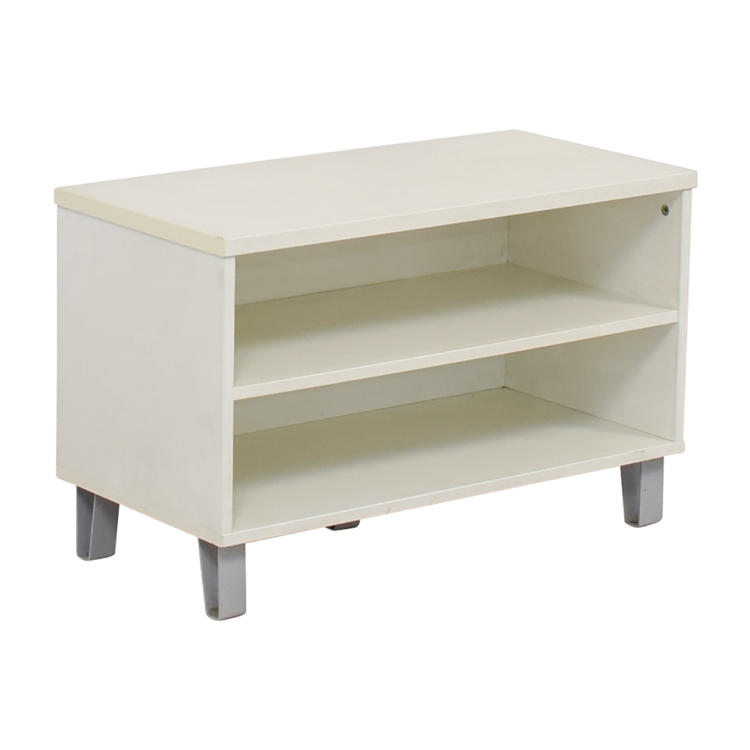IKEA IKEA White Shelving Unit on sale