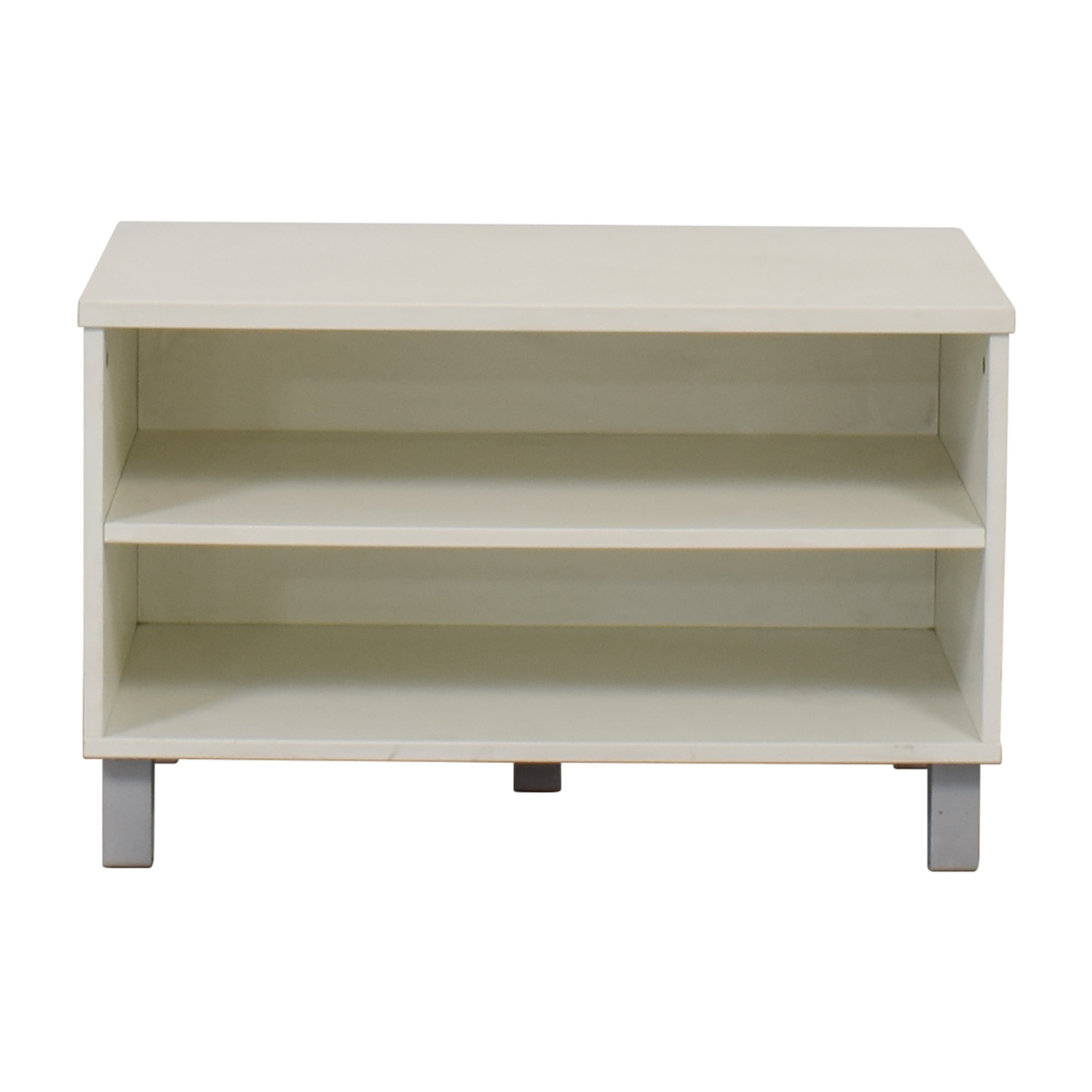 IKEA IKEA White Shelving Unit coupon