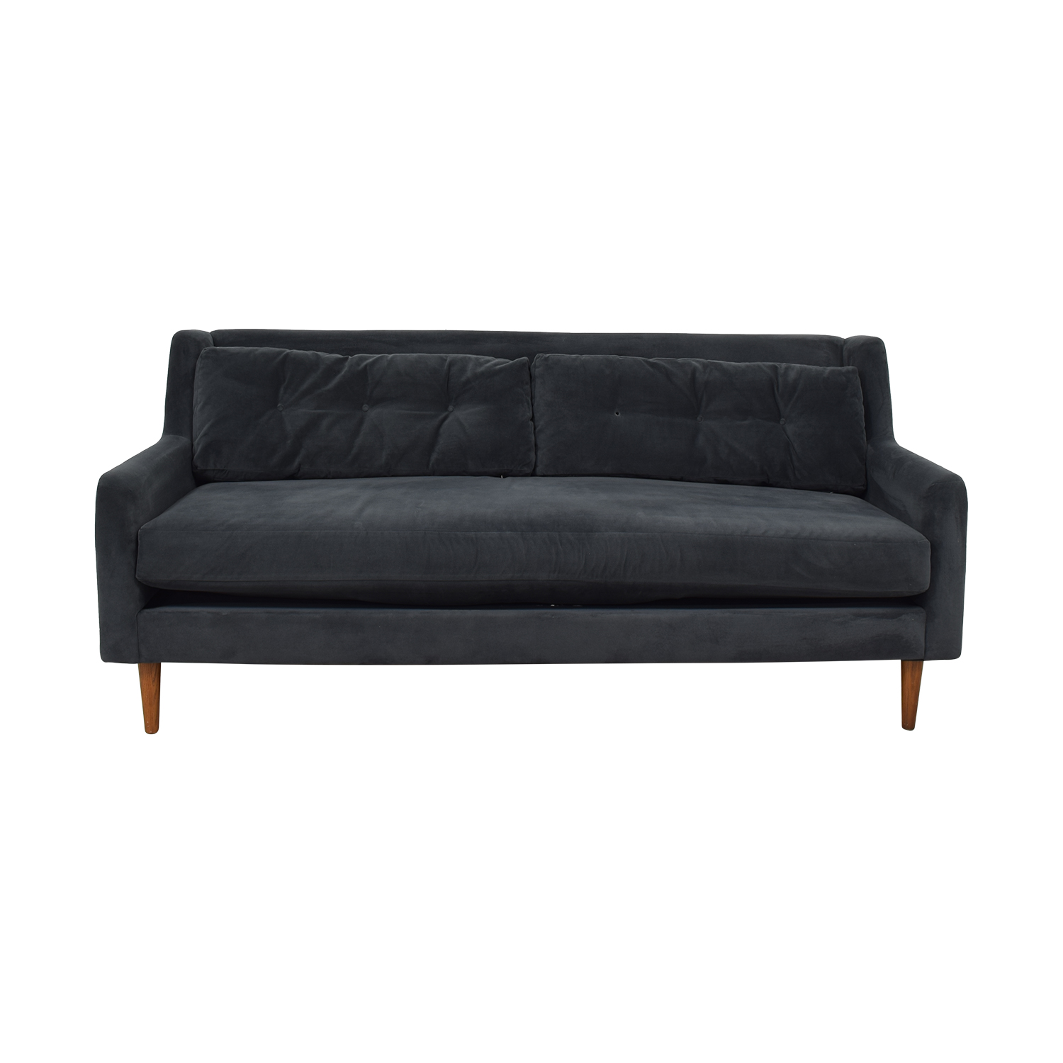West Elm West Elm Crosby Single Cushion Sofa nyc