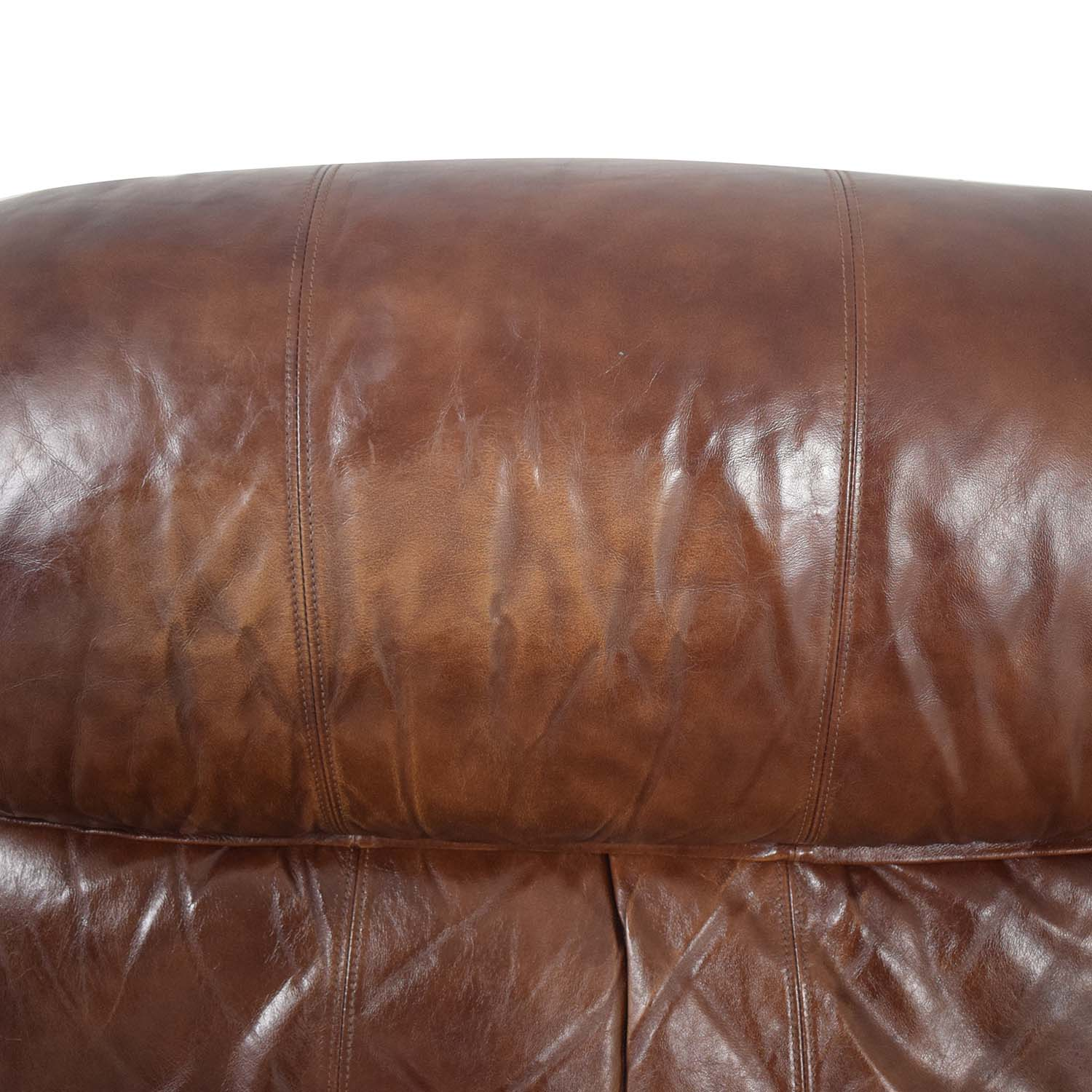Brown Manual Recliner nyc