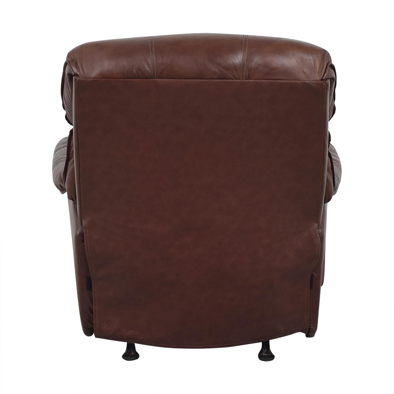 buy Brown Manual Recliner  Chairs