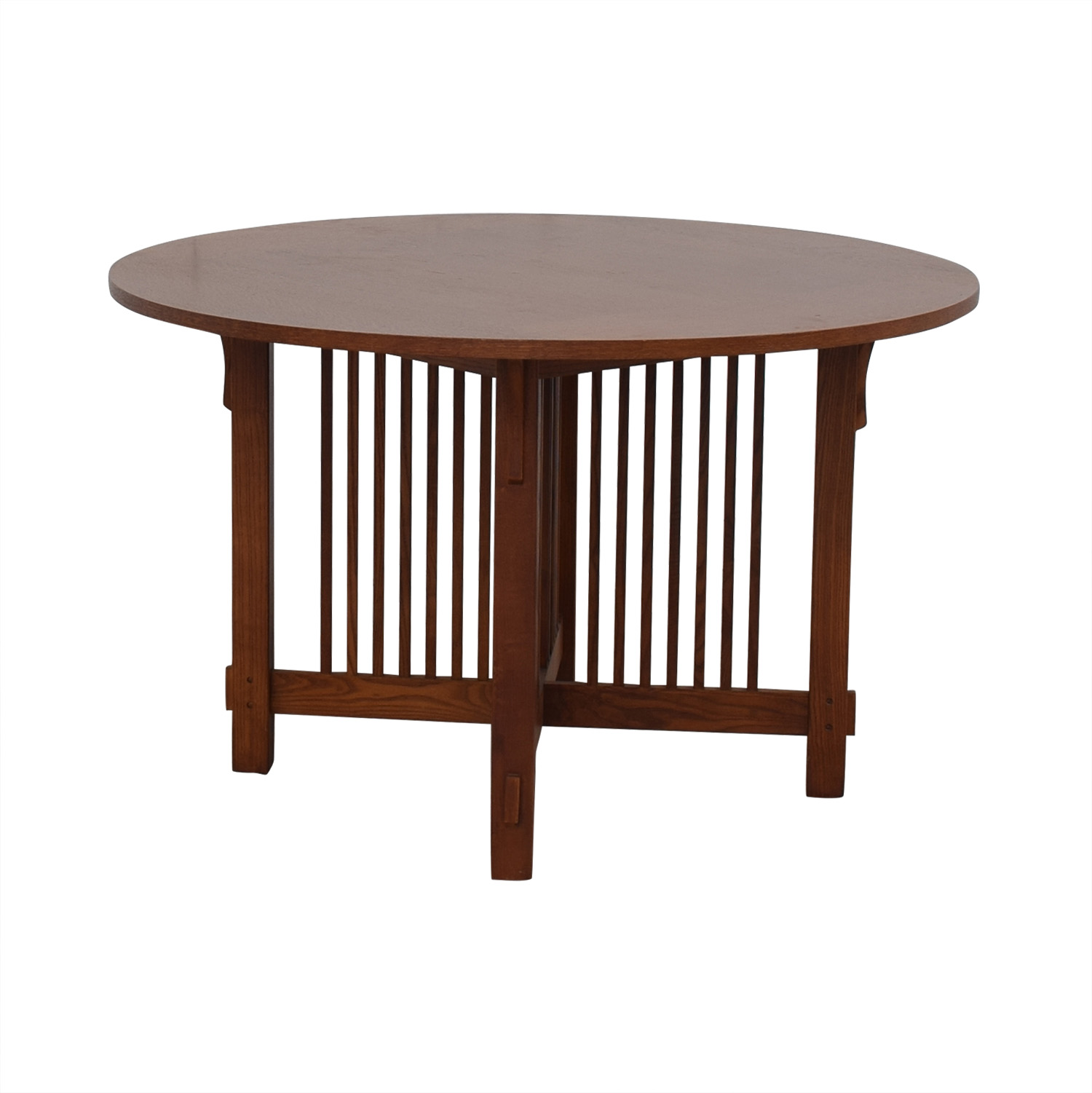 Mission Style Dining Table coupon