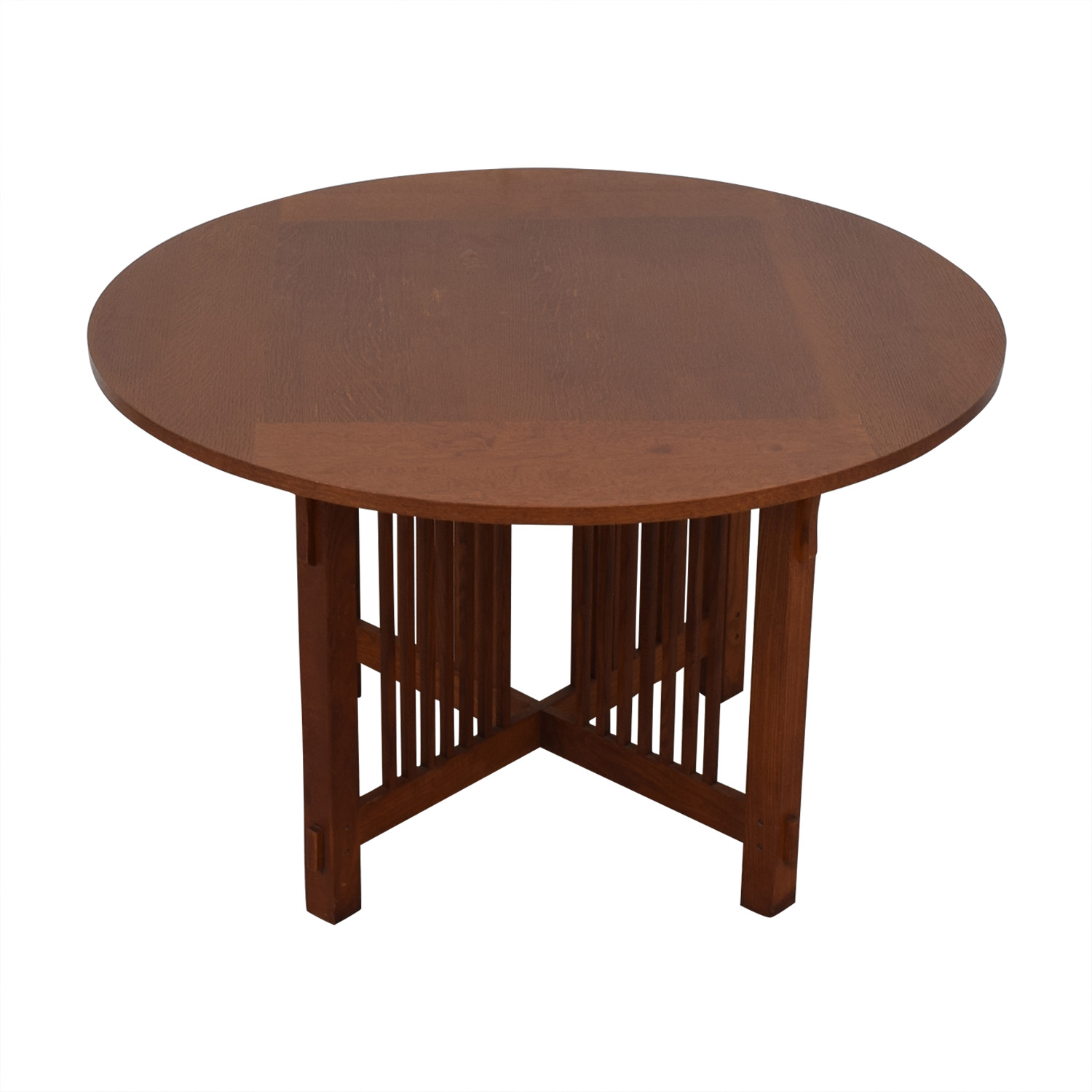 Mission Style Dining Table used