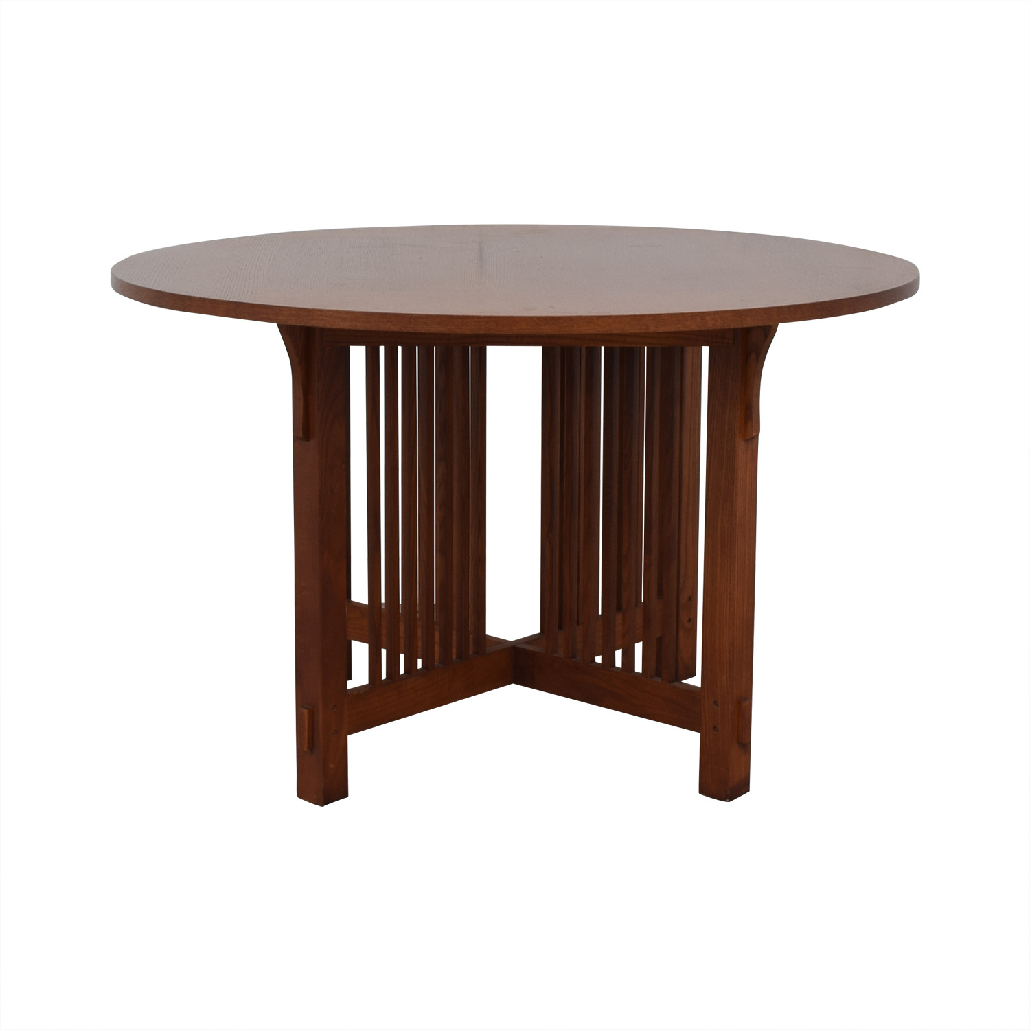 shop Mission Style Dining Table  Dinner Tables