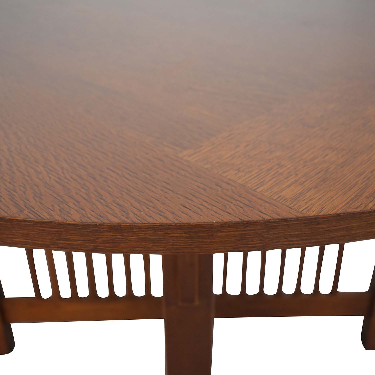 Mission Style Dining Table discount