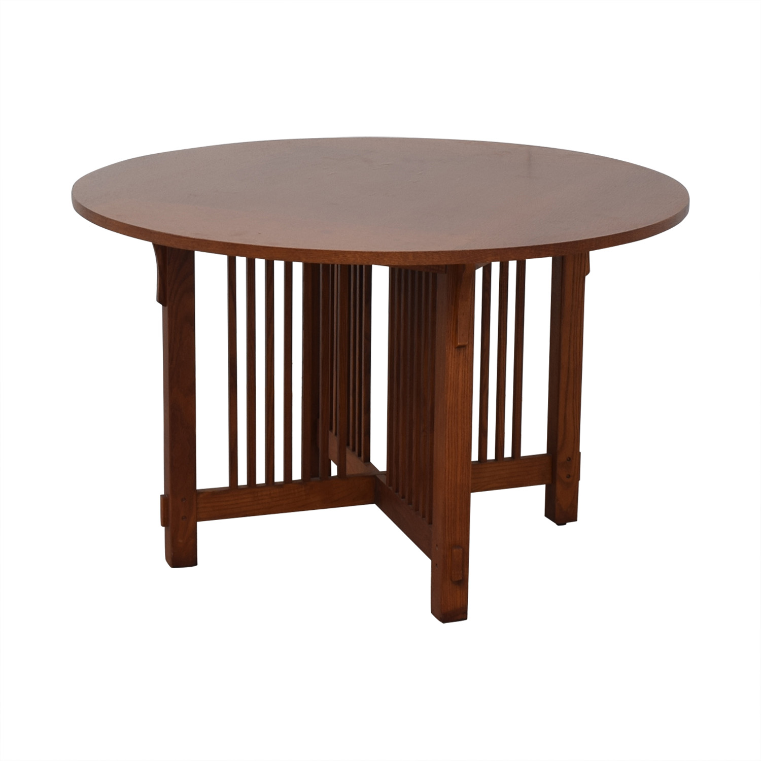 Mission Style Dining Table nj