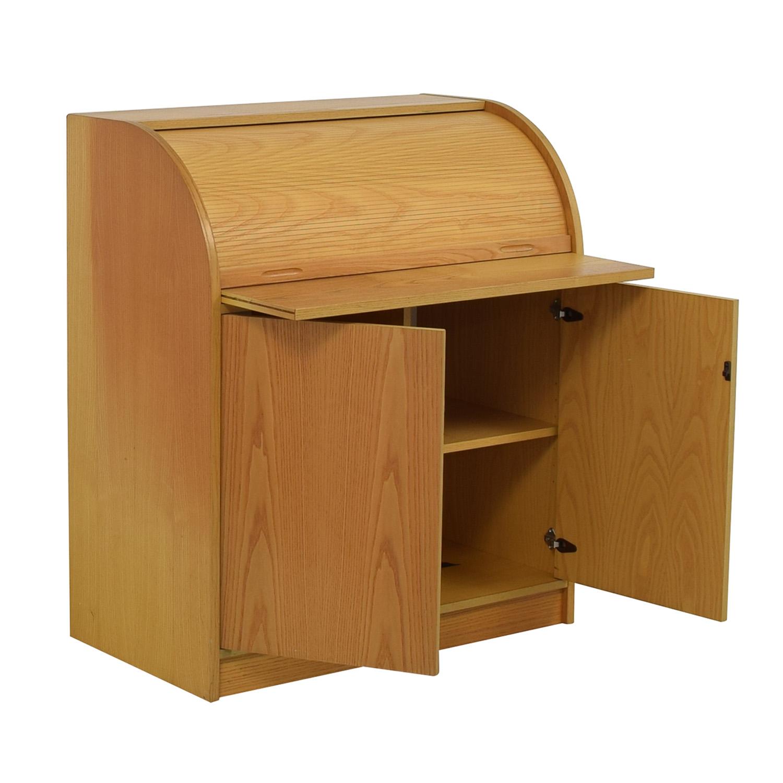 shop Roll Top Desk  Home Office Desks