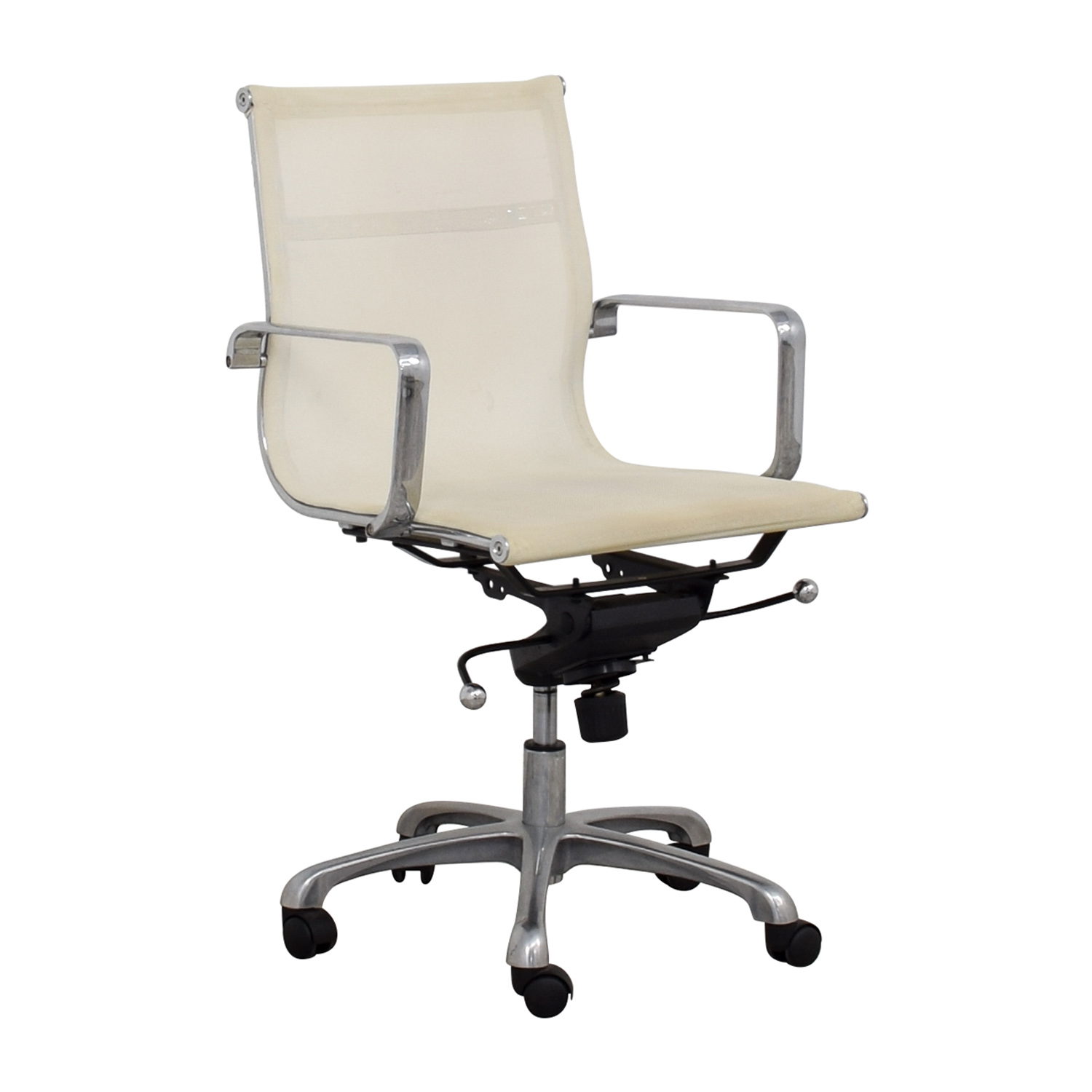 White Office Chair Chairs