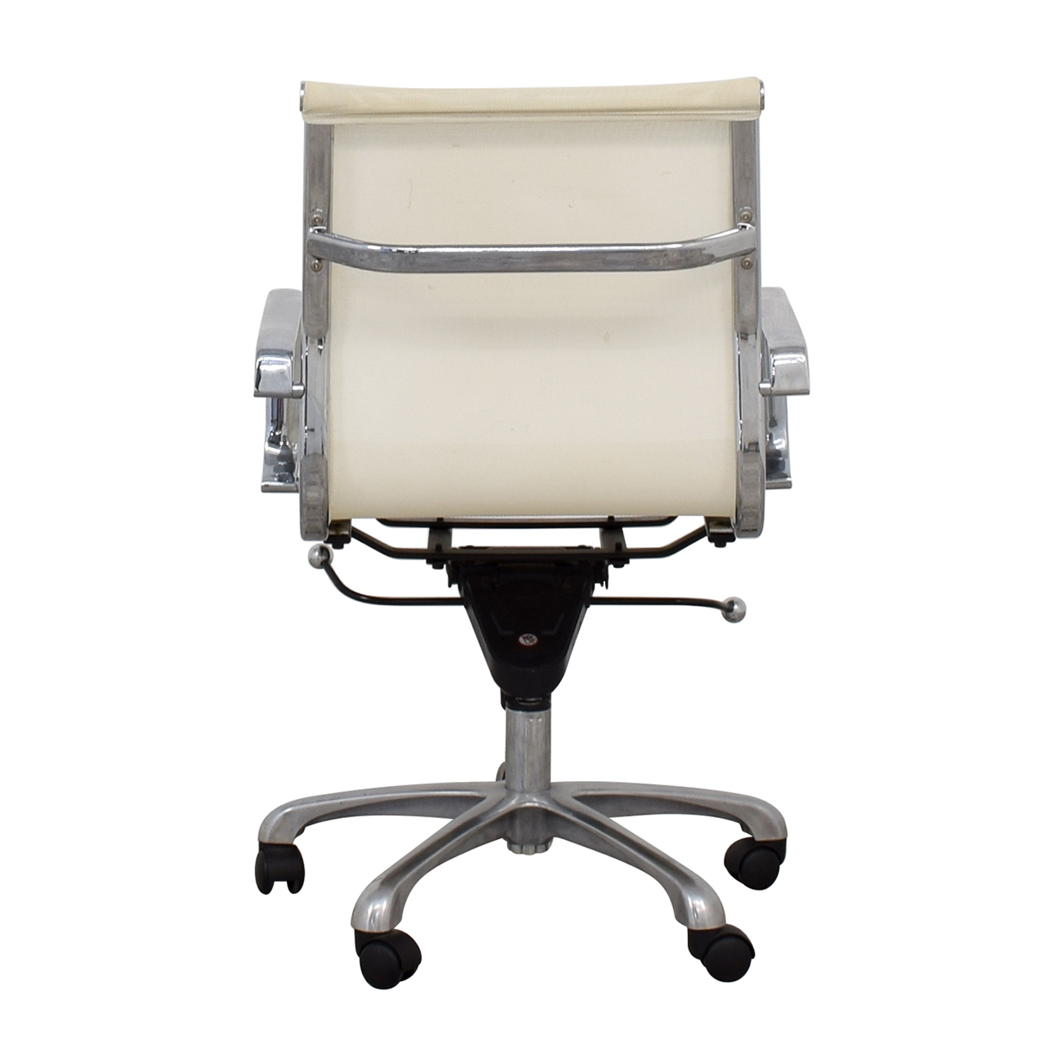 buy White Office Chair  Chairs