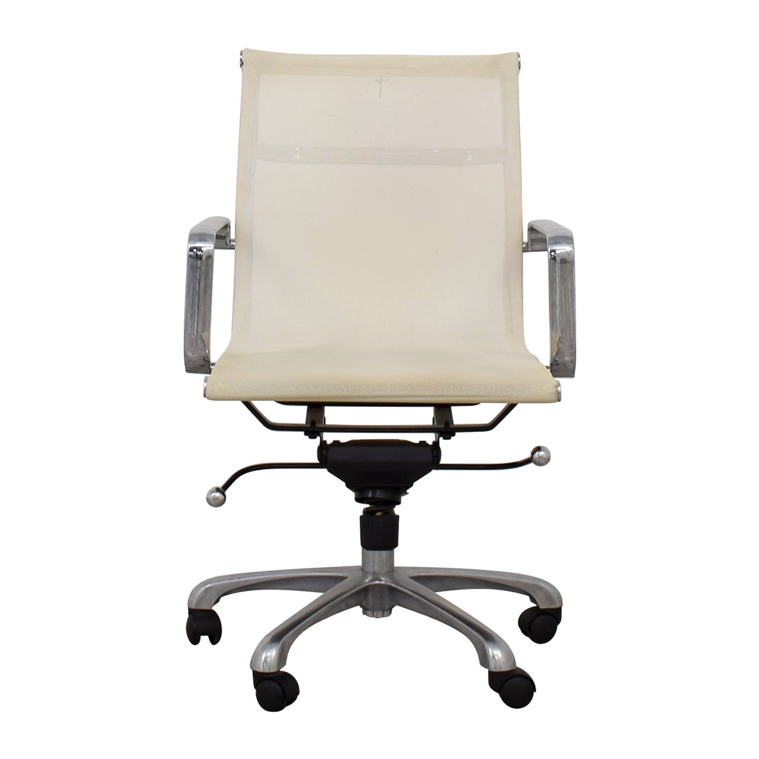 White Office Chair coupon