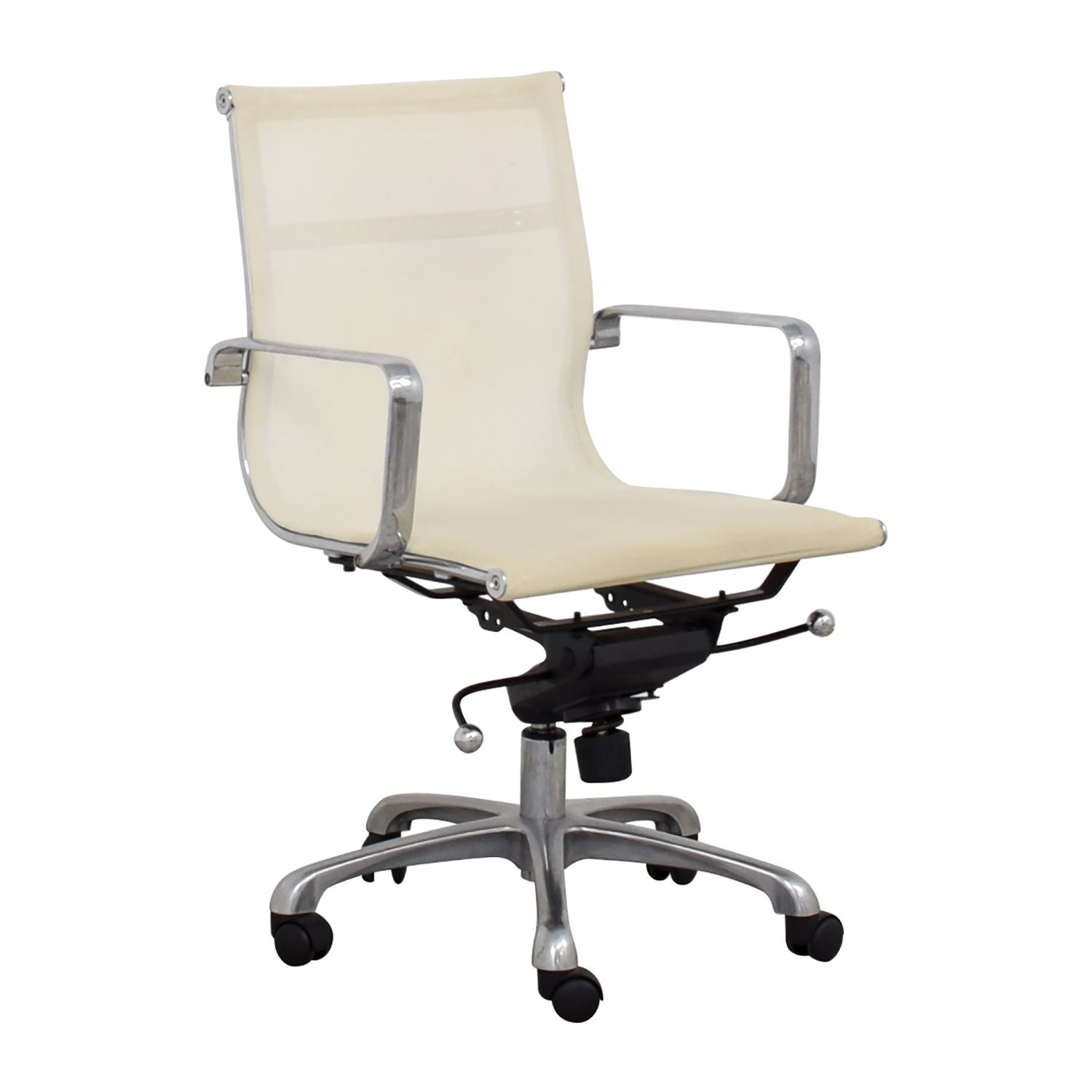 White Office Chair nyc
