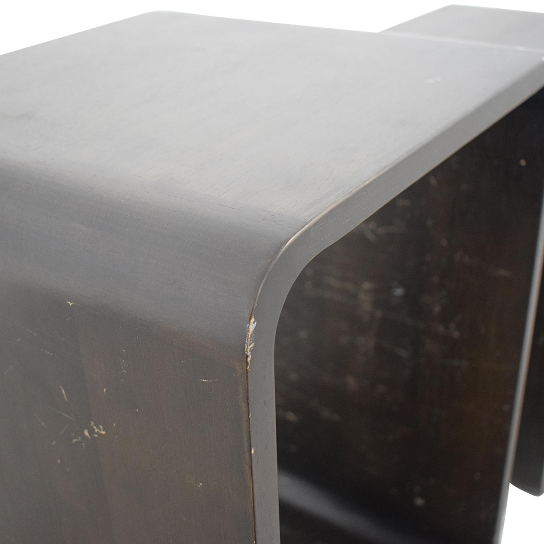 Modern Nesting Side Tables Tables