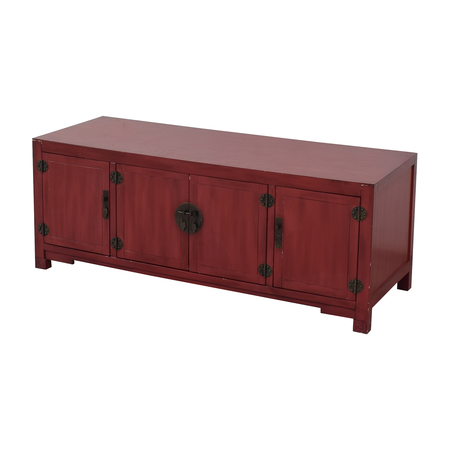 Klaussner Klaussner Red Media Unit on sale