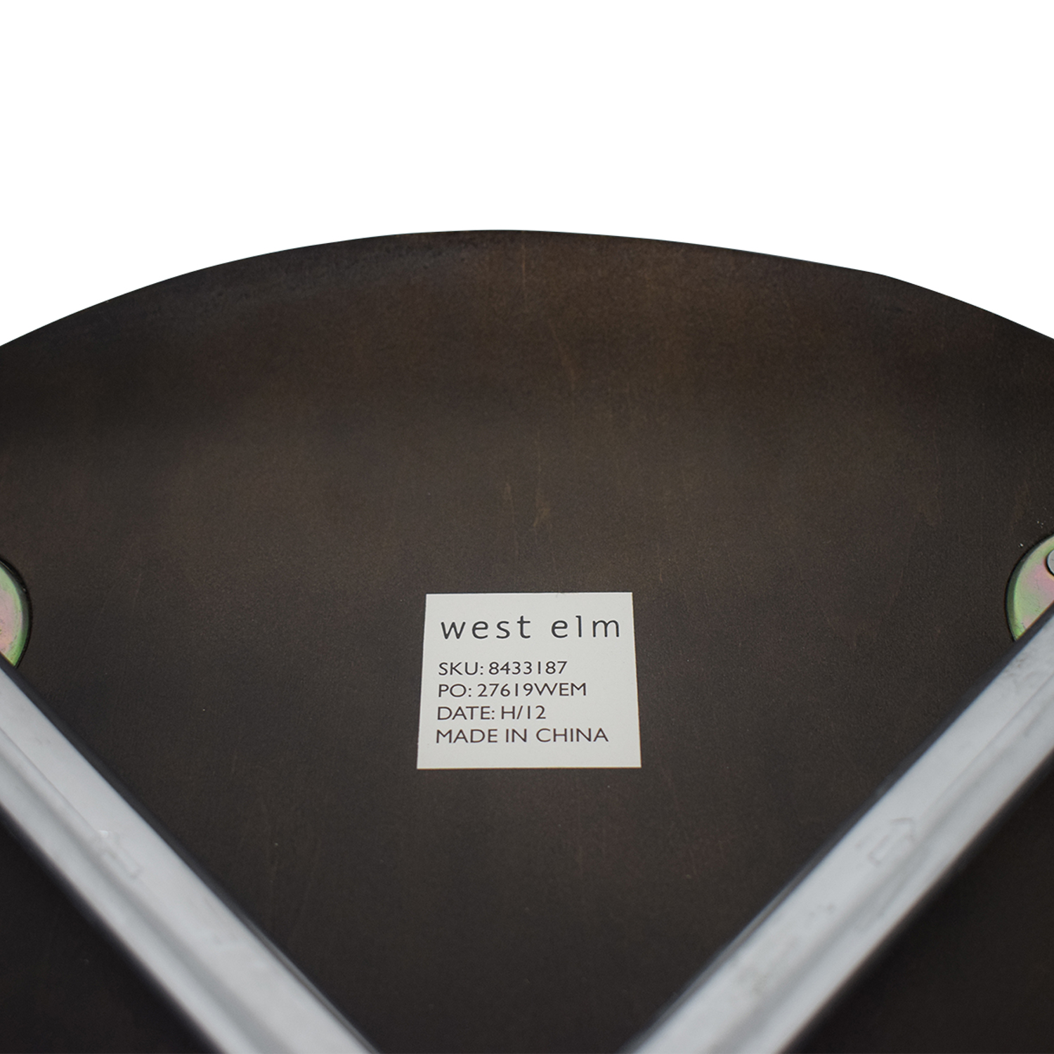 West Elm West Elm Scoop Back Dining Chairs price