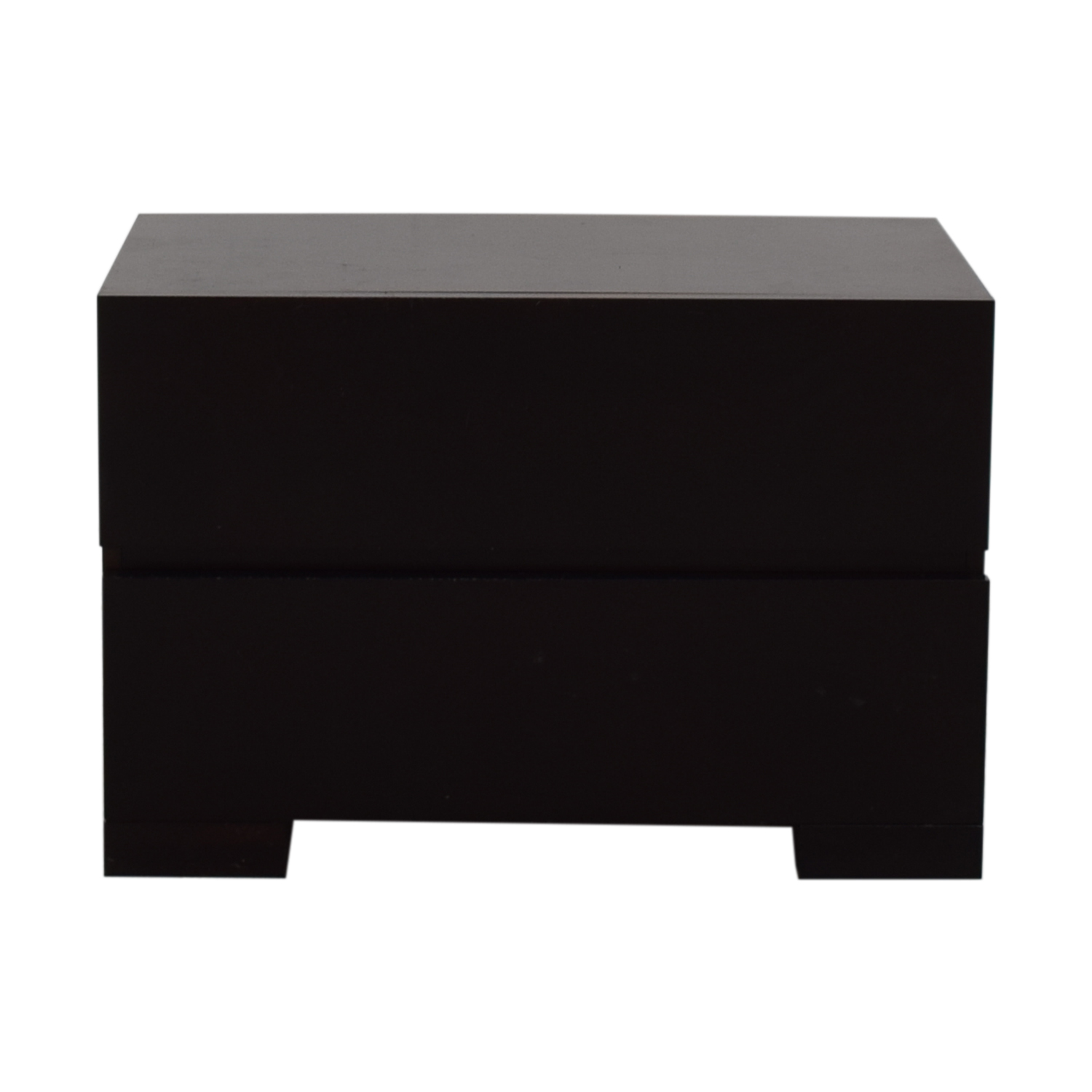 buy Ligna Furniture Two Drawer Night Stand Ligna Furniture Tables