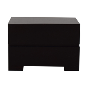 shop Ligna Furniture Ligna Furniture Two Drawer Night Stand online