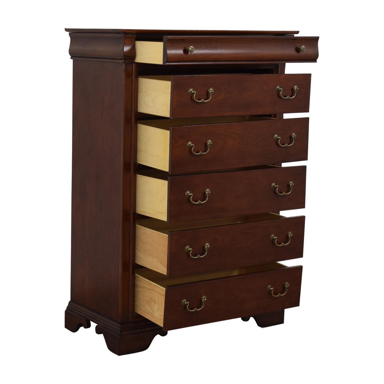 Macy's Macy's Tall Six Drawer Dresser price