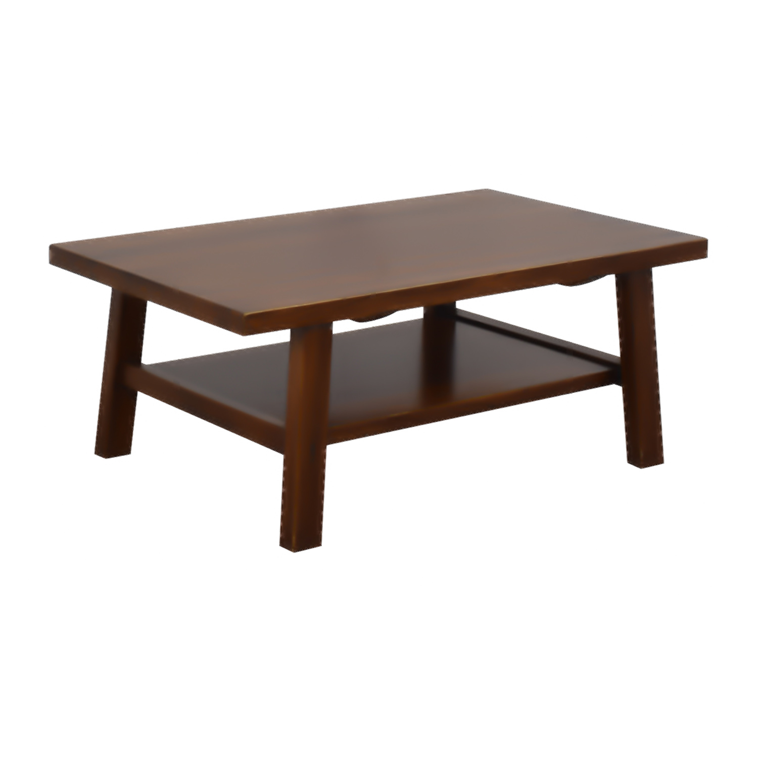 buy Two Tiered Rectangular Coffee Table