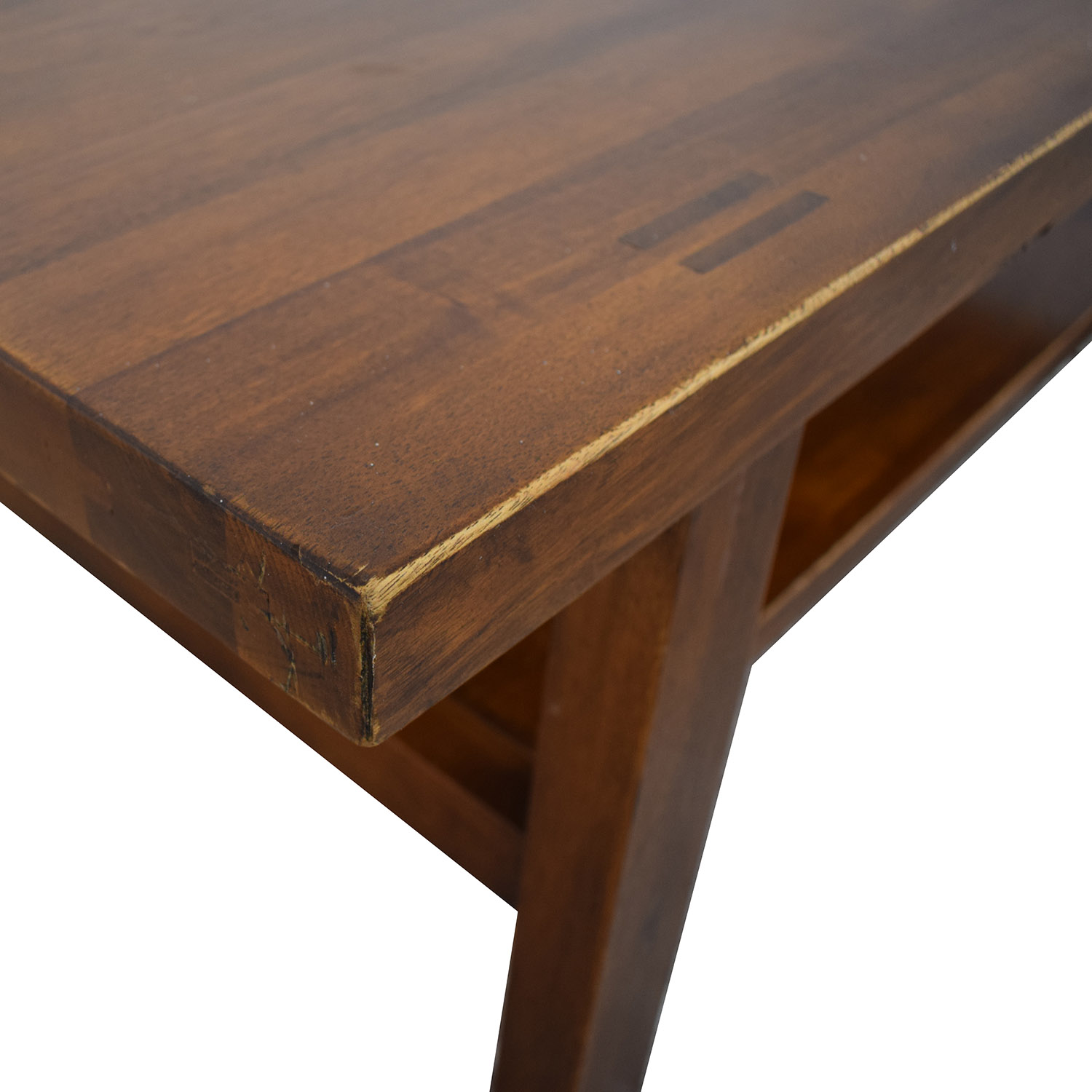 Two Tiered Rectangular Coffee Table for sale