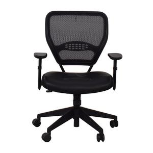 Aero Aero Black Mesh Desk Chair on sale