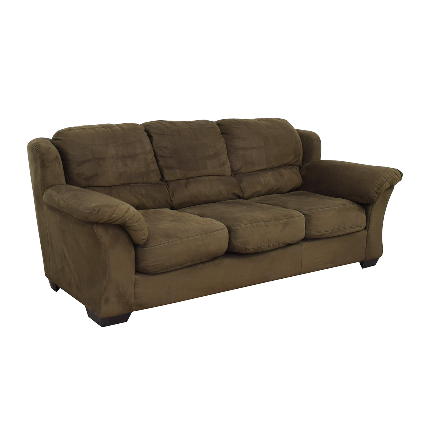 HM Richards Furniture HM Richards Furniture Dark Green Couch second hand