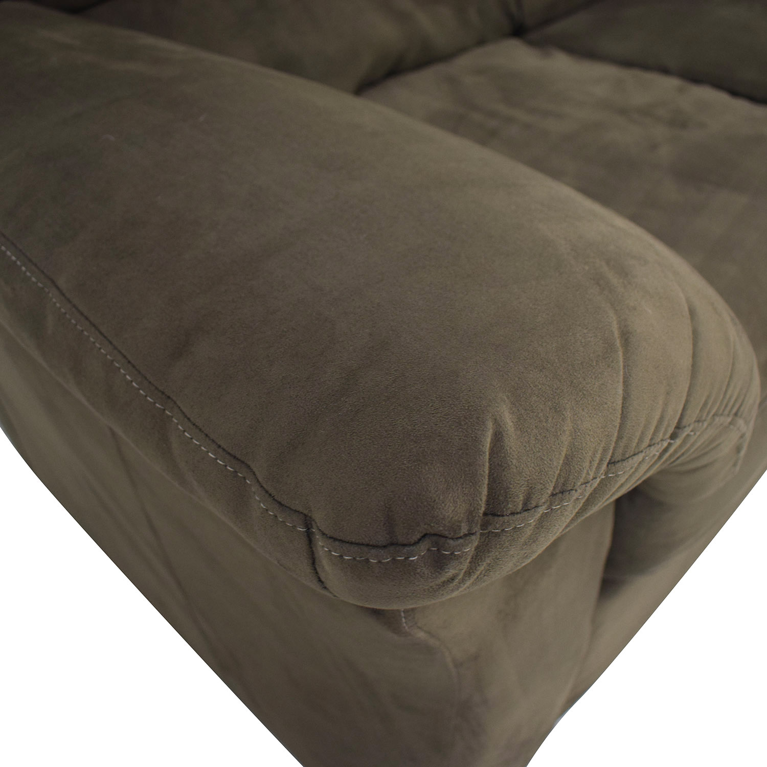 HM Richards Furniture HM Richards Furniture Dark Green Couch Classic Sofas