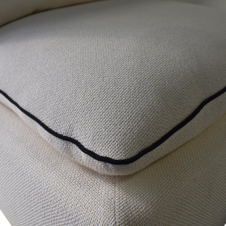 buy Custom White U-Shaped Sectional  Sofas