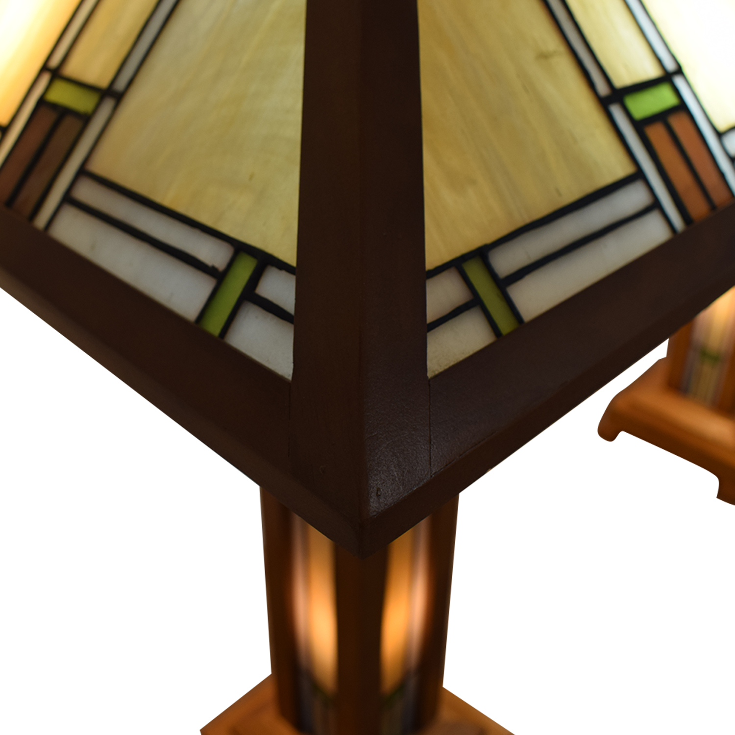 Mission Style Table Lamps on sale