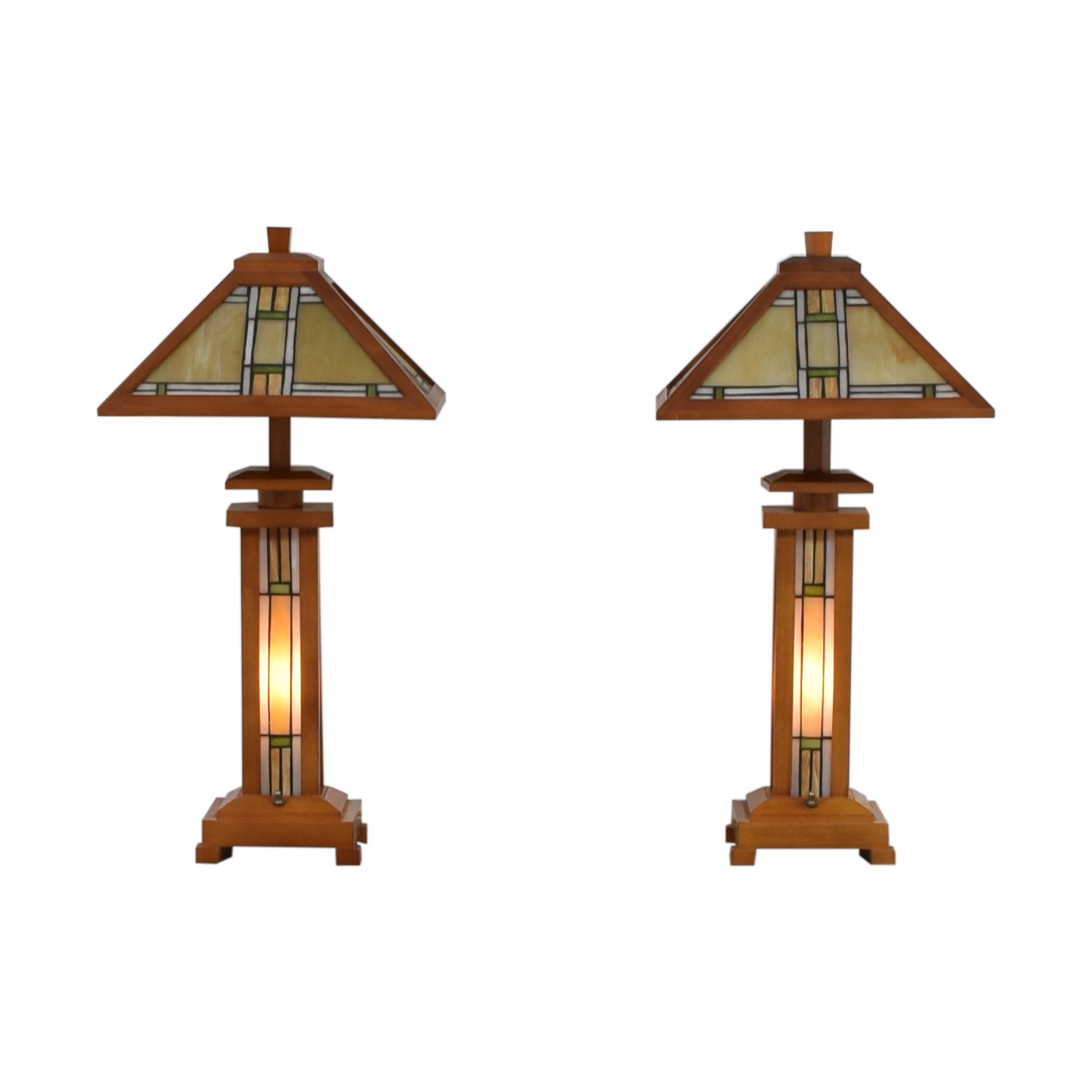 Mission Style Table Lamps Lamps