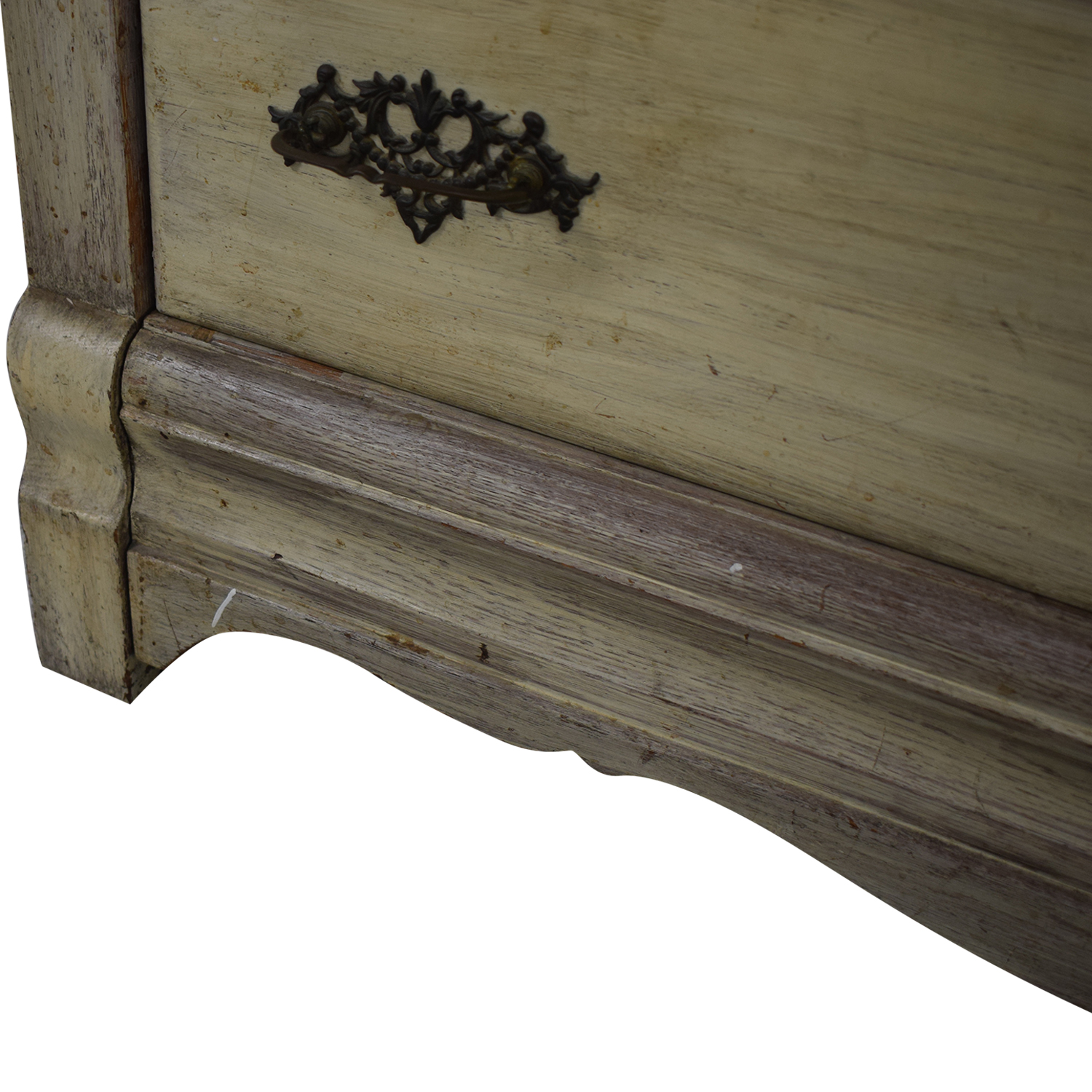 Distressed Antique Four Drawer Dresser price