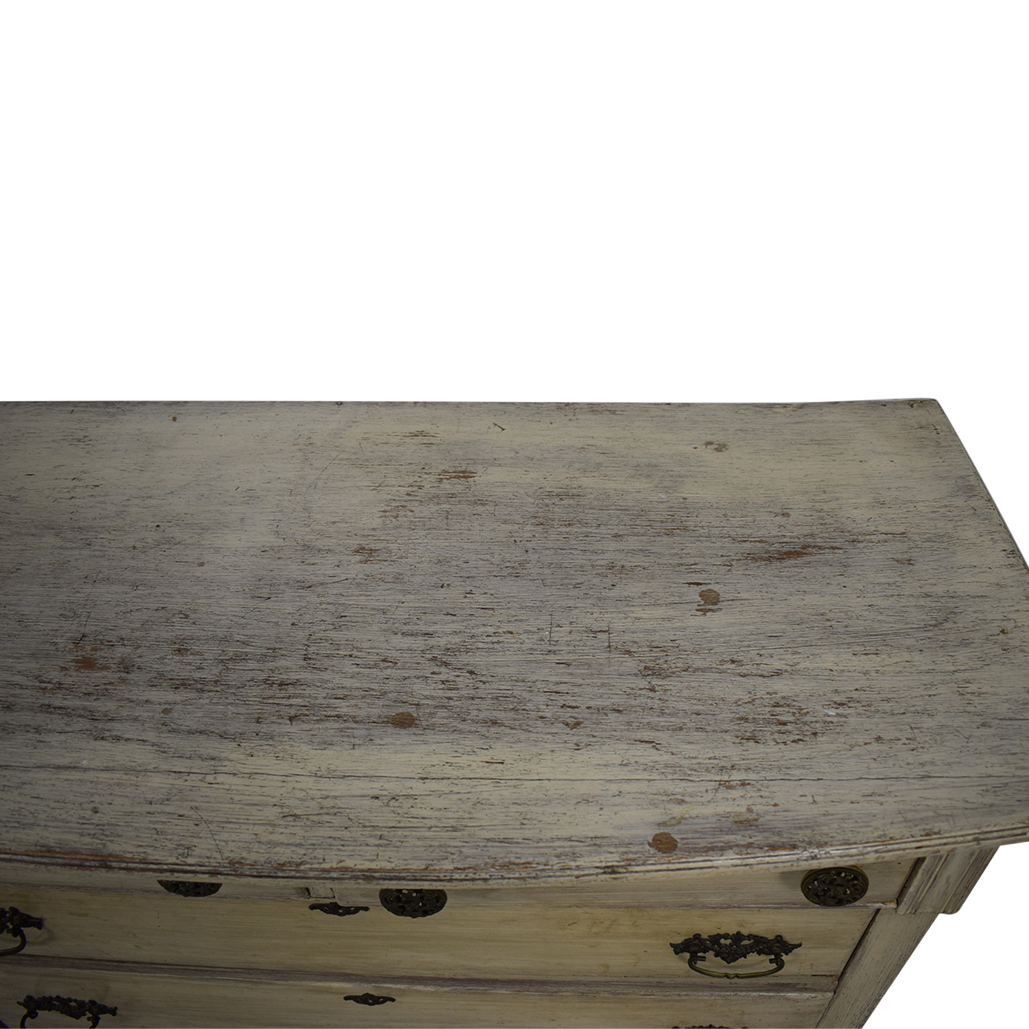 Distressed Antique Four Drawer Dresser coupon