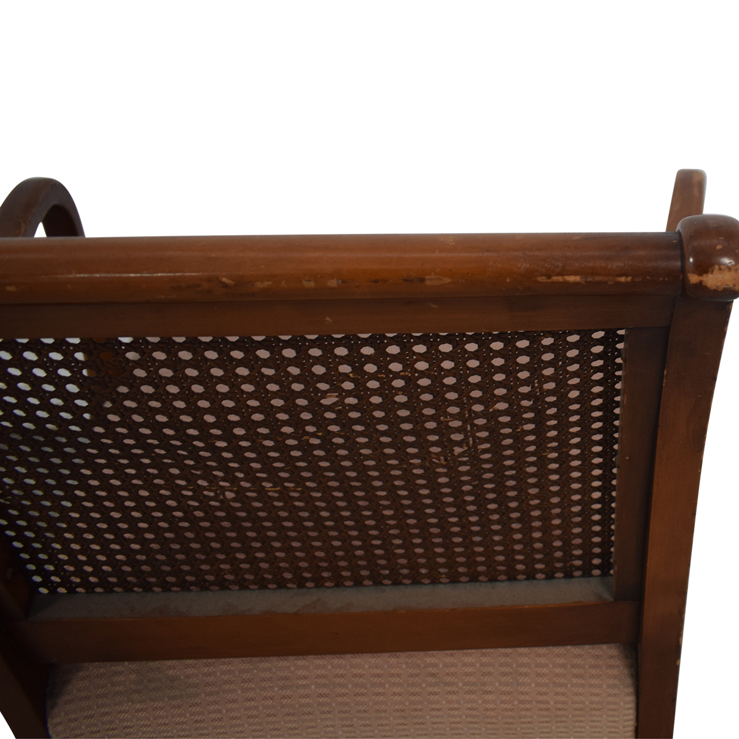 shop Vintage Rattan Arm Chair  Chairs